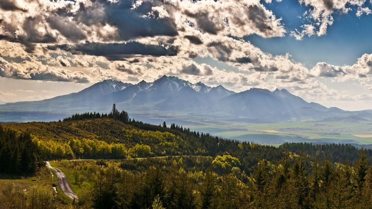 Photograph High Tatras (Vysoke Tatry) by Slavomir Jancisin on 500px