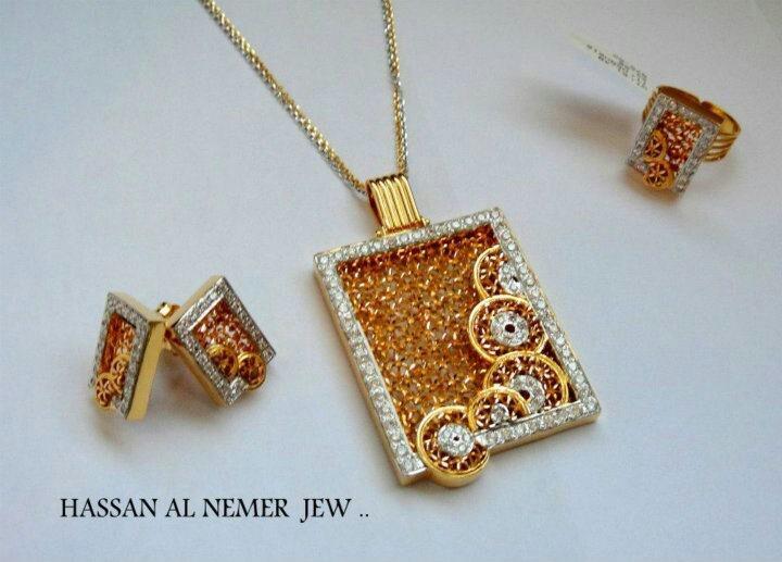 Jewellery from Saudi Arabia