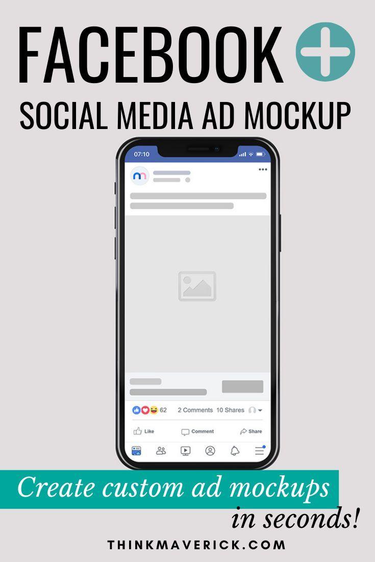 3 Best Free Social Media Mockup Generators To Show Off Your Content Thinkmaverick My Personal Journey Through Entrepreneurship Social Media Mockup Social Media Social Media Marketing Campaign