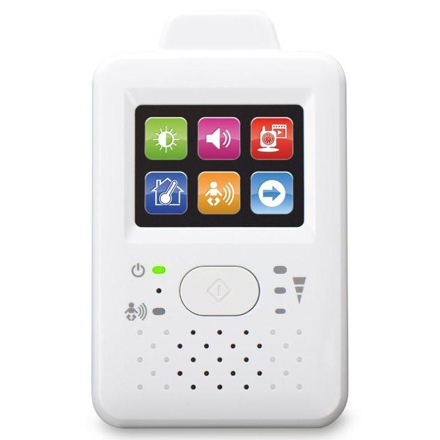 """ednet. View & Care - Video Babyphone Klassisches Babyphone - aber mit Video ! Das ednet Video Babyphone ermöglich Ihnen über den 2,4"""" Touch Screen Monitor jederzeit ein wachsames Auge auf Ihr Baby zu werfen, egal ob bei Tag oder auch in der Nacht.  Mit einer Reichweite von bis zu 250m (Sichtverbindung) und dem eingebauten Akku des Monitor-Displays können Sie sich in Ihren Räumlichkeiten mit dem ednet. Babyphone frei bewegen ohne von einer Steckdose abhä ..."""