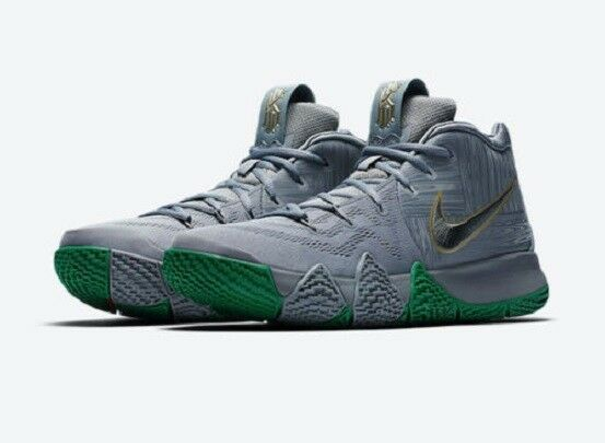 watch 58b8e c7288 NIKE KYRIE 4 CITY OF GUARDIANS BASKETBALL SHOES NEW MEN'S ...
