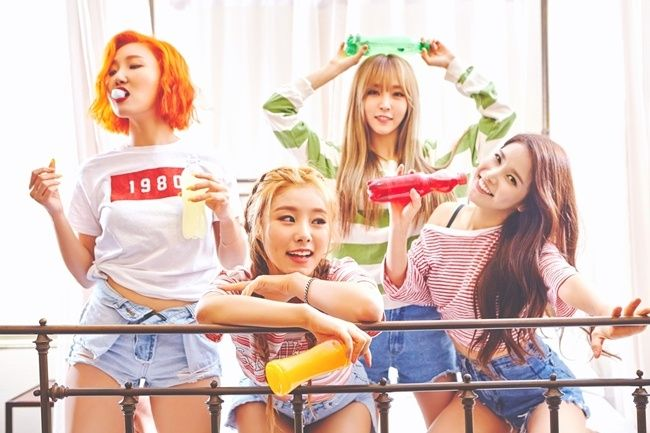 They're the most idiotic girl group I know ----> Yes. Yes they are XD XD