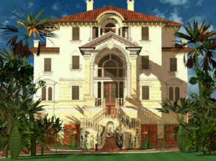 Italian Villa House Plans 62 best french/italian/spanish villas images on pinterest | luxury