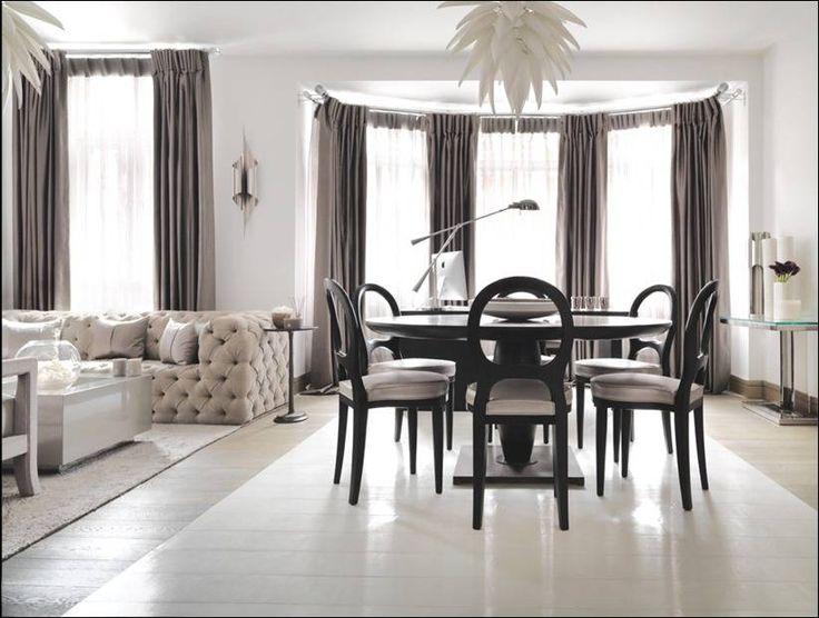 Роскошная лондонская квартира от Kelly Hoppen
