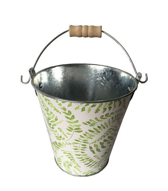 Best Wild Blooms Metal Bucket Fern Print Fabric Crafts Joann 400 x 300