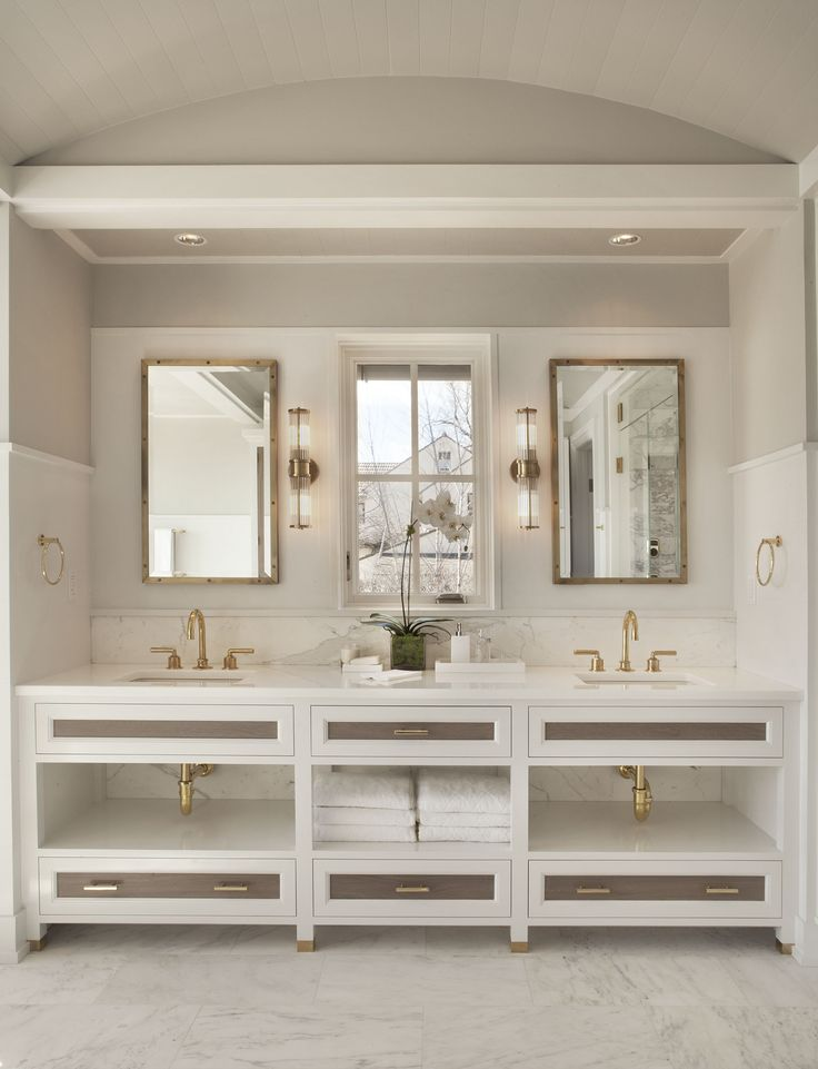 649 Best Images About Bathroom Vanities Basins On Pinterest White Vanity Glass Sink And