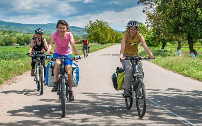 FOTO Sălbăticie, ciclism şi pescuit la Dunăre. Proiect turistic inedit, lansat la Călăraşi pentru amatorii de aventură