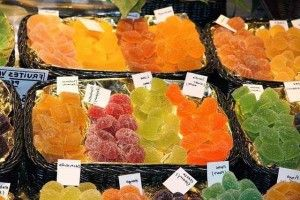 Cómo confitar frutas en casa