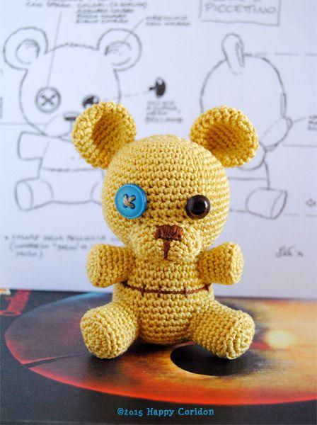 Crochet Jobs : Happy Coridon: Piccettino aveva un piano Dal genio indiscusso di Leo ...