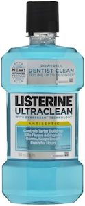 Listerine: the BEST way to get your feet ready for summer. Sounds crazy but it works! Mix 1/4c listerine (any kind but I like the blue), 1/4c vinegar and 1/2c of warm water. Soak feet for 10 minutes and when you take them out the dead skin will practically wipe off! DOING THiS