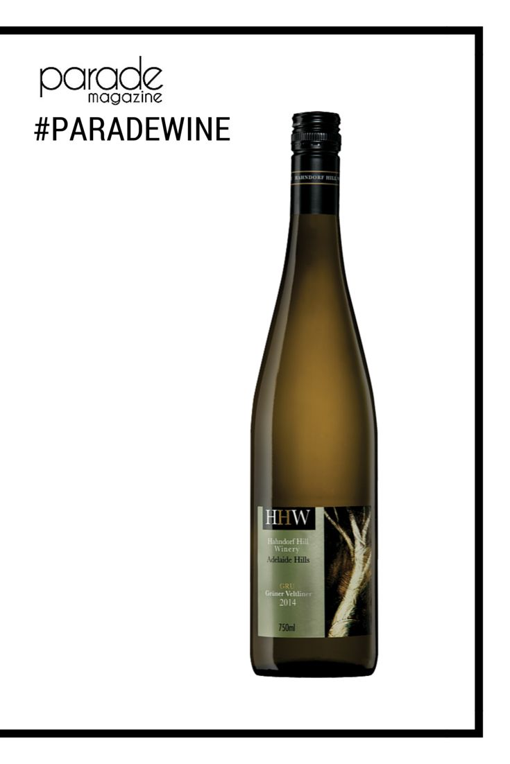 #paradewine Hahndorf Hill Winery. Adelaide Hills GRU Grüner Veltliner 2014. One of the most accurate and enticing Australian Grüners, this is a classic expression of the variety, falling neatly between its hallmark characters of lime zest, custard apple and pepper. It's softly textural and spicy, with lively acid line and good persistence. 12.0% #parade #norwood #adelaide #wine #southaustralia #winedesign