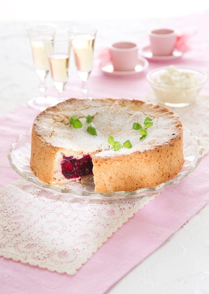 Ranskalainen marjakakku   Ranska   Pirkka #ystävänpäivä #valentine #valentinesday