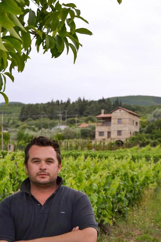 Thymiopoulos Vineyards, Trilofos   Naoussa