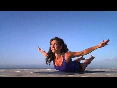 Mandy Ingber Yogalosophy - YouTube