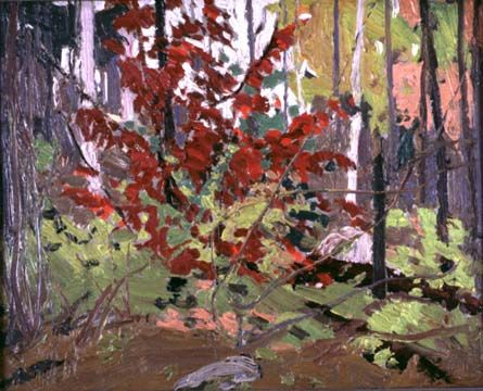 Tom Thompson: Red Sumac