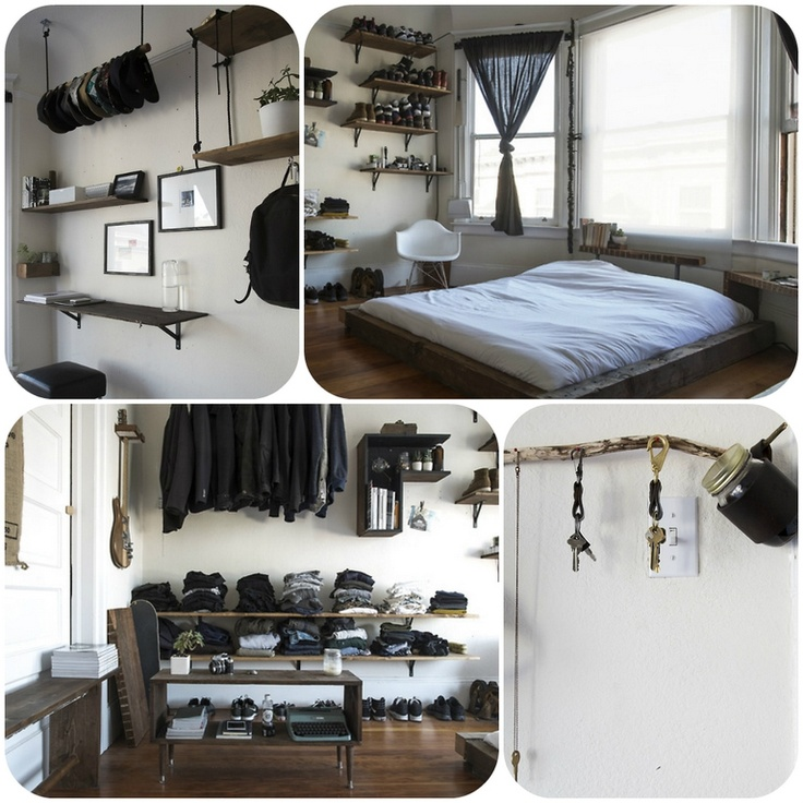 love this room for a guy