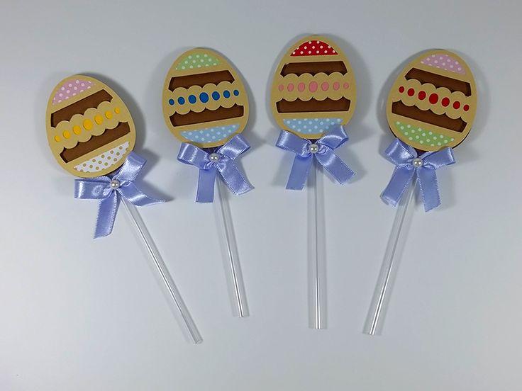 O ovo decorado é uma tradição da Páscoa. Estes lindos toppers de ovos da Páscoa deixarão a decoração ainda mais encantadora.