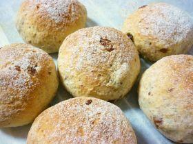 「ライ麦レーズンのパン」katumi | お菓子・パンのレシピや作り方【corecle*コレクル】