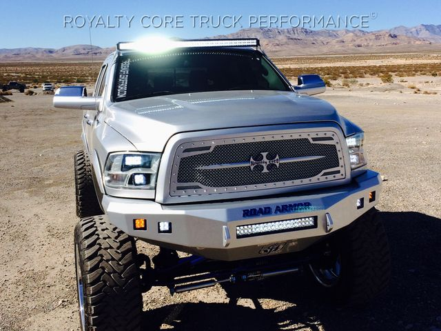 Custom Truck Grille Gallery Photos-Royalty Core Obsessed