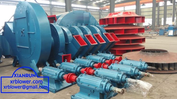 Large Centrifugal Fan Installation and Inspection by Xianrun Blower, www.lxrfan.com, xrblower.com, xrblower@gmail.com   When the large centrifugal fans finish the installation, make the inspection before test running, these industrial fans and blowers can not operation until reach the requirements.