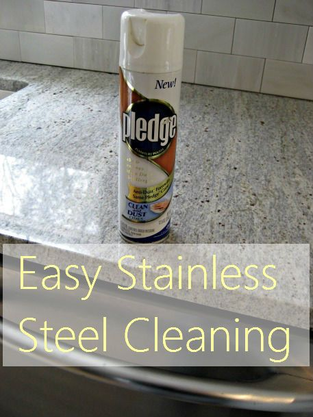 Cleaning stainless steel: Cleaning Stainless Steel, Stainless Steel Appliances, Stainless Steel Cleaners, Romans Shades, Clean Stainless Steel, Easy Stainless, Clean Ideas, Cleaning Tips, Appliances Cleaners