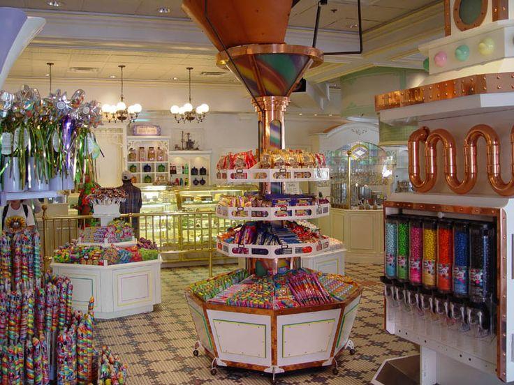 ♥ Main Street Confectionery - Magic Kingdom - Main Street U.S.A.