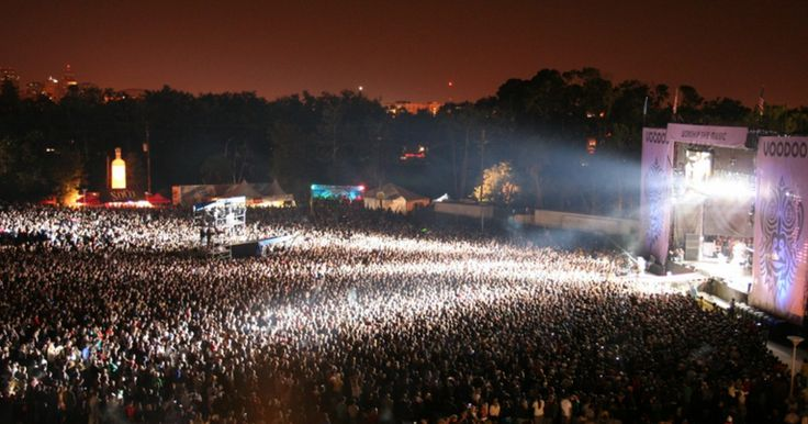 Your Voodoo Fest Survival Guide - this New Orleans music festival in City Park is a must-see!