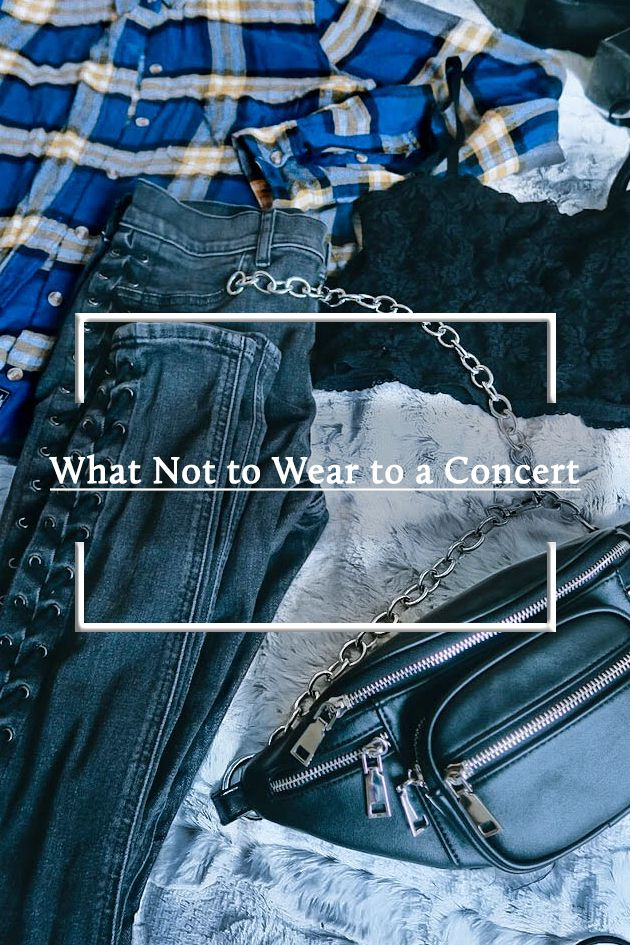 What Not to Wear at a Metal Concert  | Abunai Aesthetic