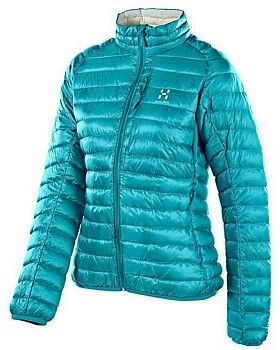 New In, Haglofs Wmns Essen II Q Down Jacket - Women's