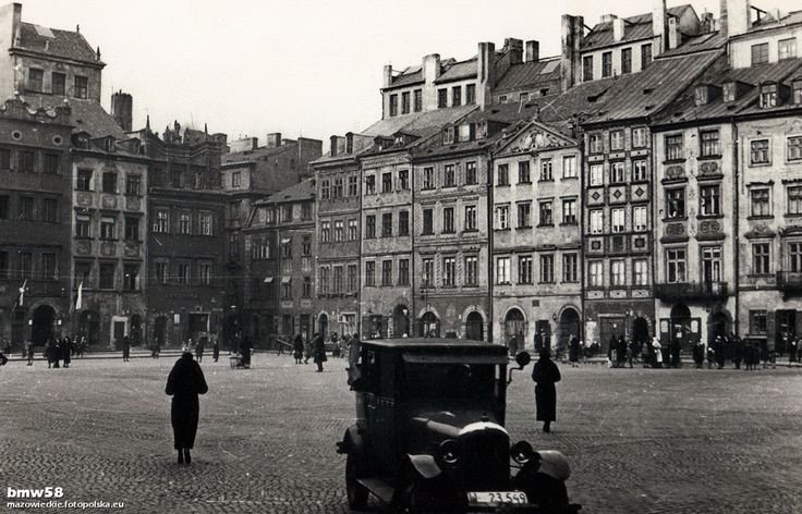Pre-war Warsaw! (Pre-war images only, 5 image limit per post) - SkyscraperCity