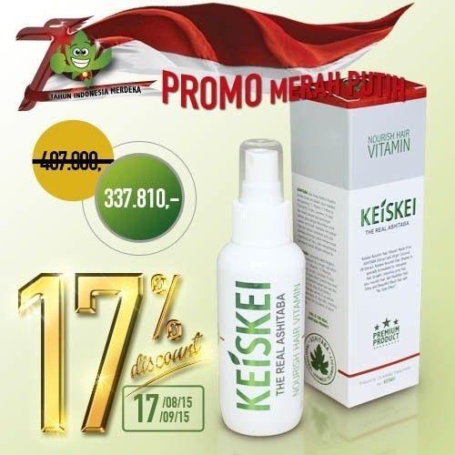 Keiskei Hair Nourish Vitamin | Hair Care