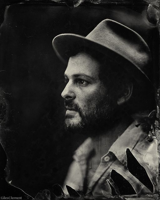 Gregory Alan Isakov by Giles Clement