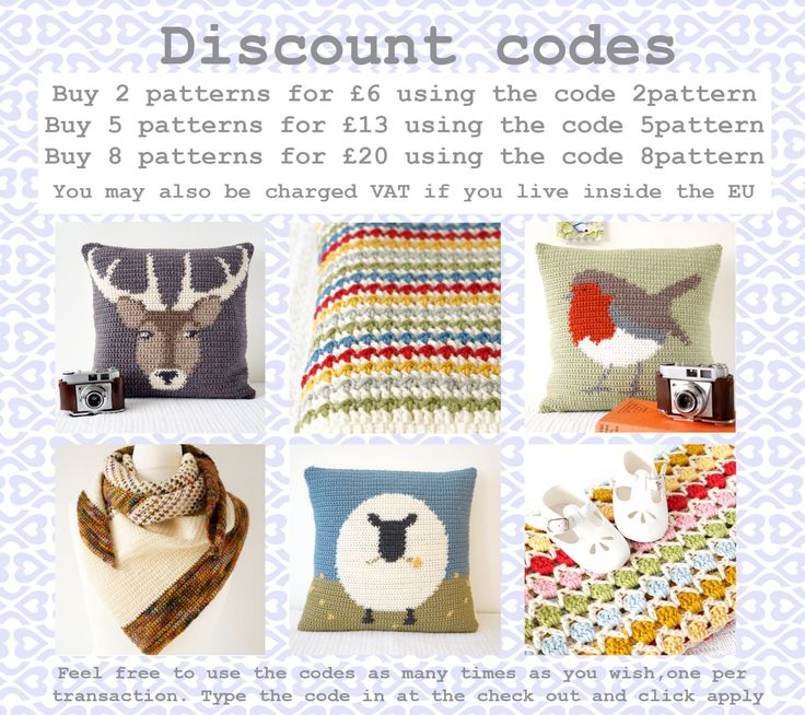 Crochet your own Squirrel Cushion! Inspired by woodland animals and the English countryside, this cushion is great to make with full instructions. Includes colour change chart and photos to guide you through making this delightful cushion. With a buttoned opening on the back to take