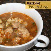 Crock-Pot Posole Soup