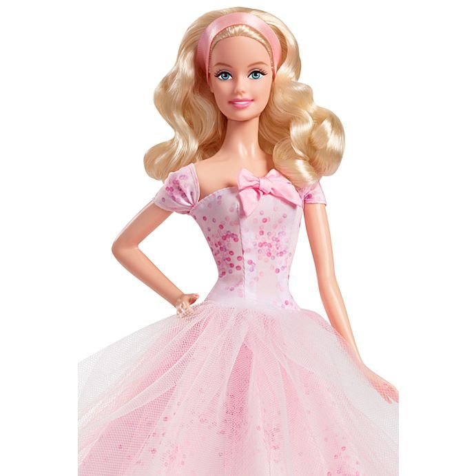 Check out the Barbie® 2016 Birthday Wishes® Doll (DGW29) at the official Barbie website. Explore the world of Barbie now!