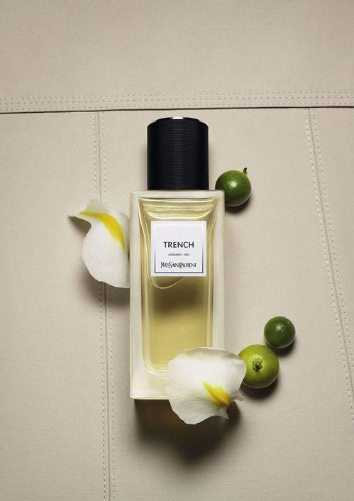 Le vestiaire des parfums Saint Laurent
