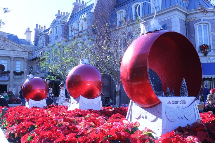 France, Epcot