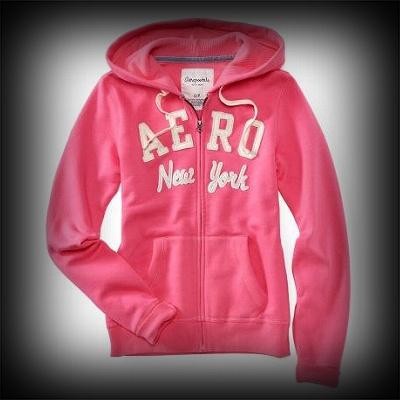 エアロポステール レディース パーカー Aeropostale Aero New York FullZip Hoodie ジップパーカー-アバクロ 通販 ショップ-【I.T.SHOP】 #ITShop