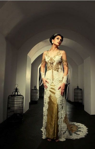 top 10 most expensive kebaya modern dress 2016