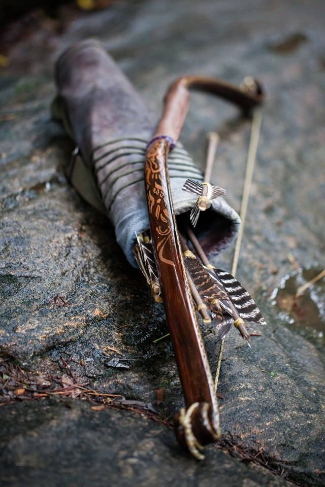 Recurve Bow for Lara Croft Tomb Raider by AnotherLittleShop