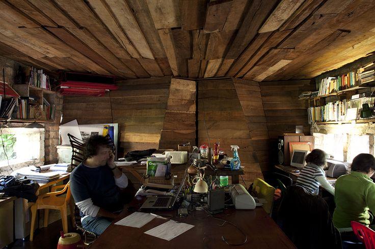 Offices in Paraguay El gabinete de arquitectura / Solano Benitez