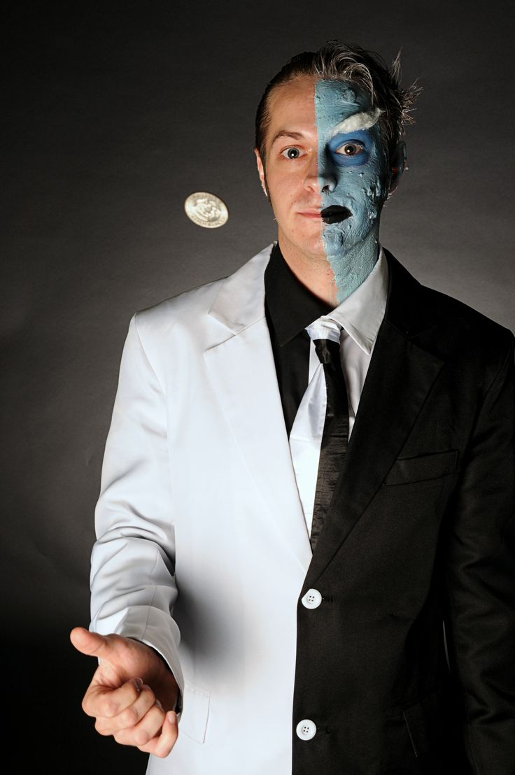 25+ Best Two Face Costume Ideas On Pinterest