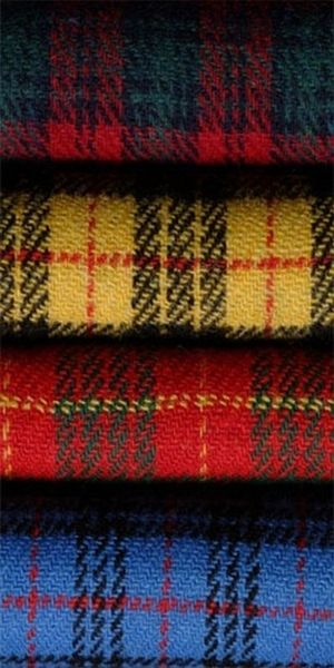wonderful tartan blanket