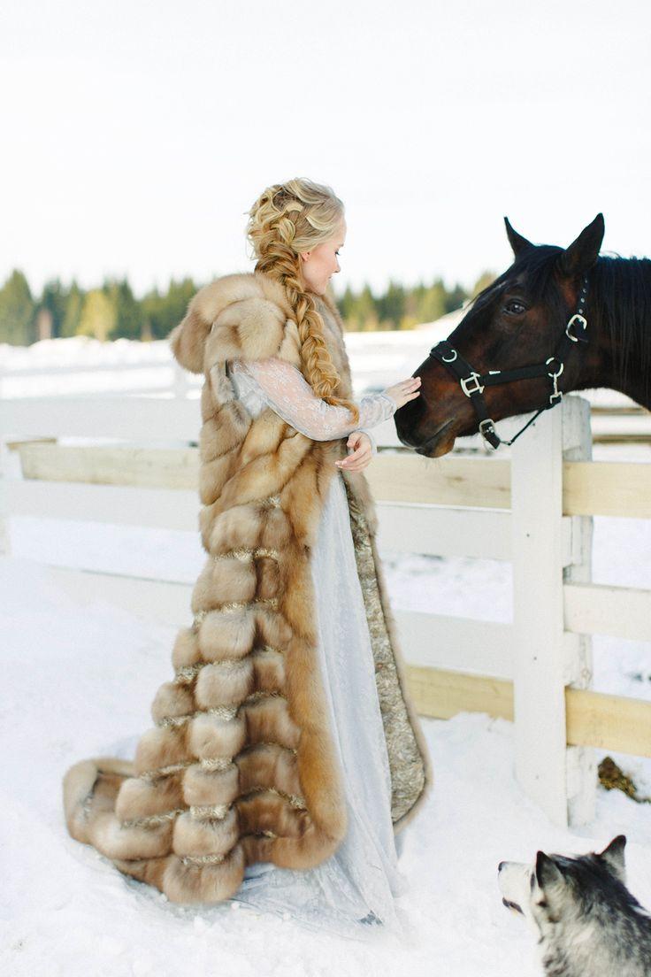 winter on the farm wedding ideas