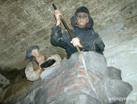 Egri várvédők, Panoptikum az egri várban