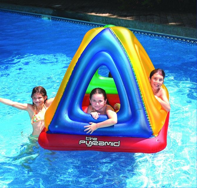 Floats And Games :: Pyramid Habitat   Pool Supplies Canada   Above Ground  And Inground