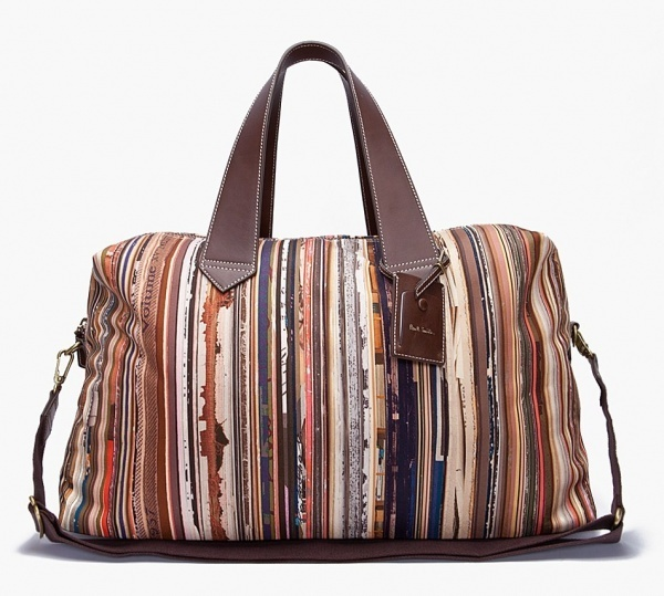 Paul Smith 'Torn Paper Stripe' Holdall.