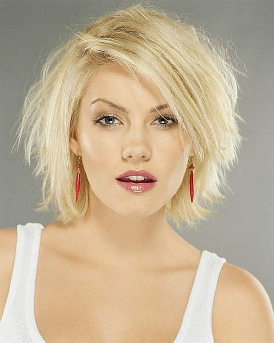 Easy Chin Length Hairstyles | Short Hairstyles for ...