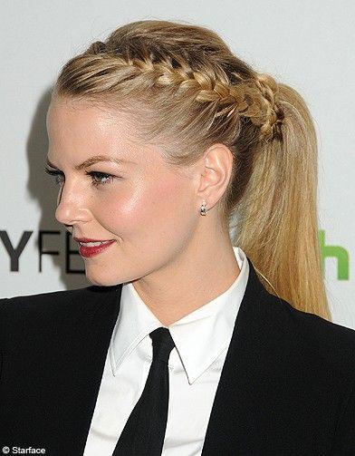 Queue de cheval - Tresse cheveux longs