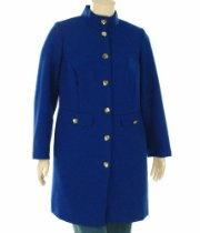 Sutton Studio Wool Blend Coat